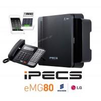 Ericsson-LG e-MG80 Τηλεφωνικά Κέντρα