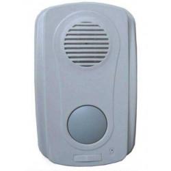 Excelltel CDX-101 Θυροτηλέφωνο για ομιλία και άνοιγμα κυπρί - plastic case