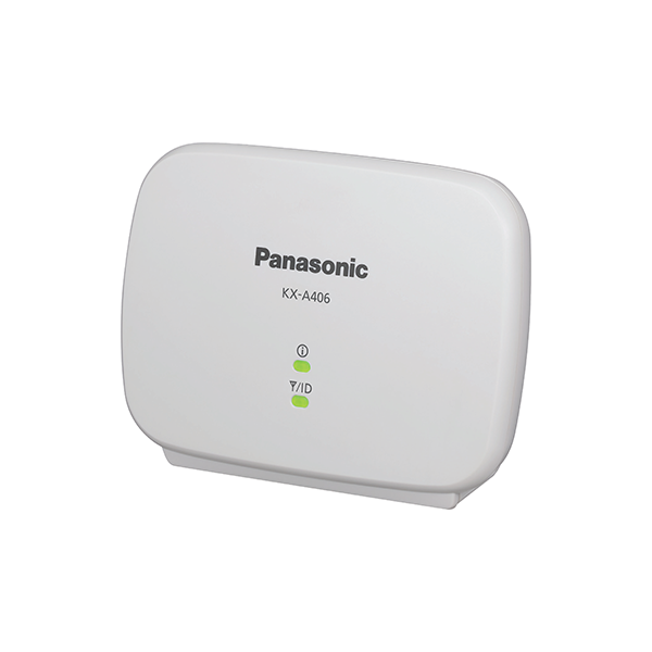 Panasonic KX-A406CE DECT Repeater for PBX and SIP