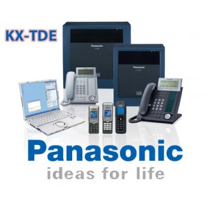KX-TDE panasonic Τηλεφωνικά κέντρα
