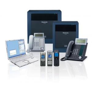 Τηλεφωνικά Κέντρα Panasonic