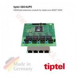 tiptel 4S0/4UP0 ψηφιακή επεκταση εσωτερικών και εξωτερικών γραμμών ISDN 822XT PBX