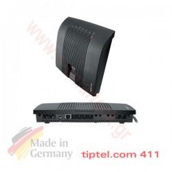 Tiptel.com 411 Τηλεφωνικό κέντρο 2 ISDN γραμμών 4 εσωτερικά