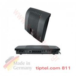 Tiptel.com 811 Τηλεφωνικό κέντρο 2 ISDN γραμμών 8 εσωτερικά