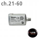 TELEVES ΦΙΛΤΡΟ LTE 4G  403401 (ch.21-60) F