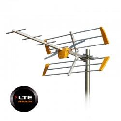 TELEVES 111942 YAGI LTE 10dB Επίγεια Κεραία