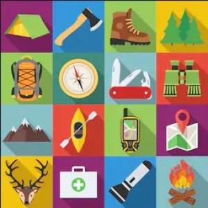 Είδη εξοχής - Camping