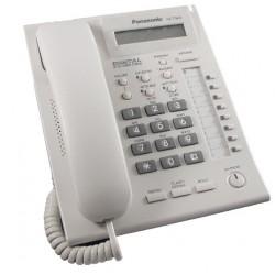 Panasonic KX-T7668 ψηφιακή 8 πλήκτρων λευκή (Used)