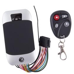 Coban Gps Tracker 303G για μηχανές με τηλεκοντρόλ, SOS, κραδασμικό