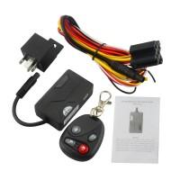 GPS Tracker - Alarm