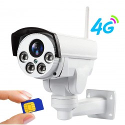 Κάμερα 3G/4G EP-5812-4G App, 1,3Mp, 60m IR, 5x Zoom, pan & tilt, Cloud server P2P,